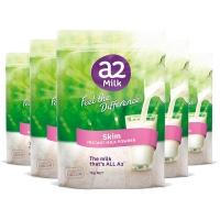 新西兰直邮  a2白金 成人脱脂奶粉 1KG/袋(6袋装)