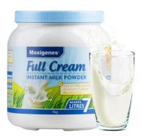Maxigenes 美可卓 蓝胖子 全脂奶粉 1kg*6罐