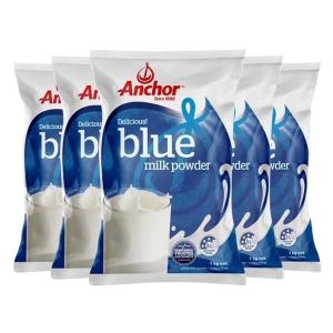 新西兰直邮  Anchor(安佳)成人全脂奶粉6袋装