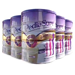 【特快线新西兰直邮】Abbott-雅培 PediaSure小安素奶粉1箱6罐 新西兰发货 务必备注身份证号码