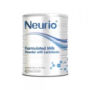 【一罐包邮】Neurio 纽瑞优婴幼儿乳铁蛋白粉 白金版 增强免疫力 60小袋*1g