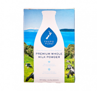 Taupo pure 全脂奶粉便携盒装 8包*30g