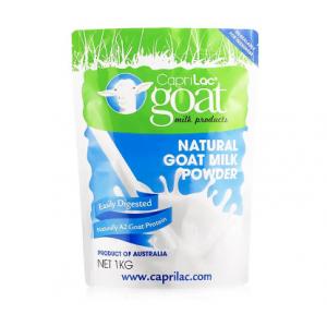 【3包包邮价】Caprilac goat 成人羊奶粉1kg*3包 澳洲仓发