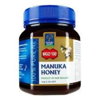 【国内现货】双十一 限时秒杀 Manuka Health蜜纽康 活性蜂蜜MGO100+ 1000g请与新西兰直邮商品分开下单