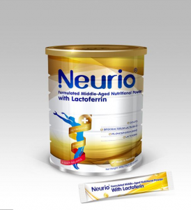 (一罐包邮价)Neurio 中老年人乳铁蛋白粉