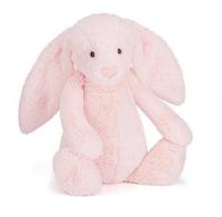 Jellycat(粉兔子 超级无敌大号/67CM)邦尼兔 安抚玩偶 柔软绒毛抱着就想睡觉抱起来超爽!