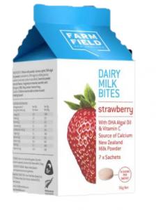 Farm Field 草莓味奶片独立包装 56g