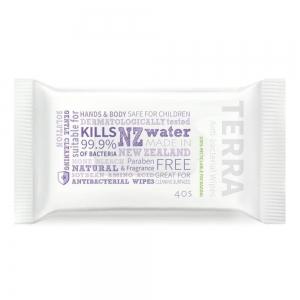 TERRA杀菌消毒巾,有效杀菌率99.9%