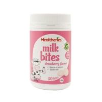 Healtheries 贺寿利奶片  草莓味  50片