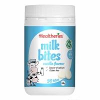 Healtheries 贺寿利奶片 香草味 50片