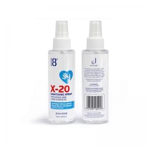 8+ Minute 8分钟 X-20抑菌消毒喷雾 120ml
