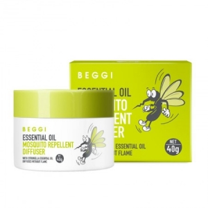 BEGGI新西兰植物精油驱蚊香薰 40G