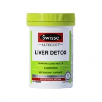 Swisse 肝脏排毒 护肝片 120片