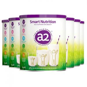 A2 儿童成长营养奶粉 小安素 750g*6罐