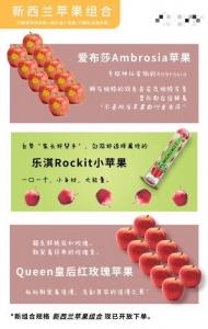【生鲜仓】苹果组合(10爱布莎+1乐淇+10红玫瑰苹果)