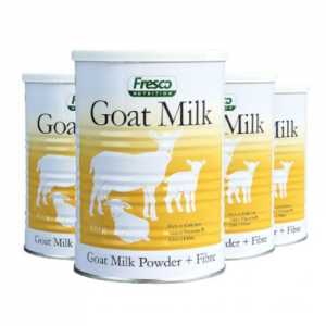 Fresco+Fibre 成人膳食纤维山羊奶粉 450克* 6罐