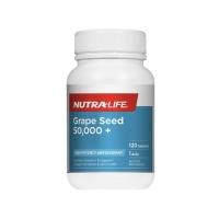 Nutralife 纽乐 50000+高含量葡萄籽胶囊 120粒